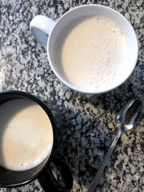 Turmeric Chai Latte 5